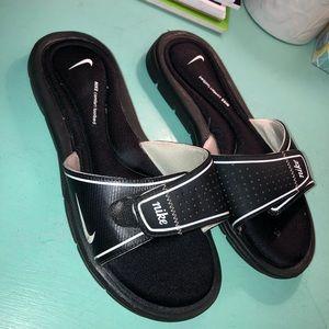 Memory Foam Nike Slides